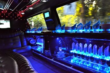 Limo Vancouver Interior